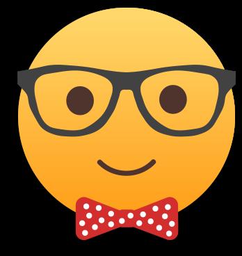 Dork Emoji